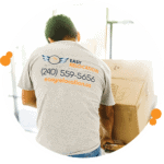 Easy Relocation moving professional