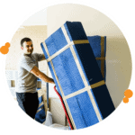 easy relocation moving expert packing a home